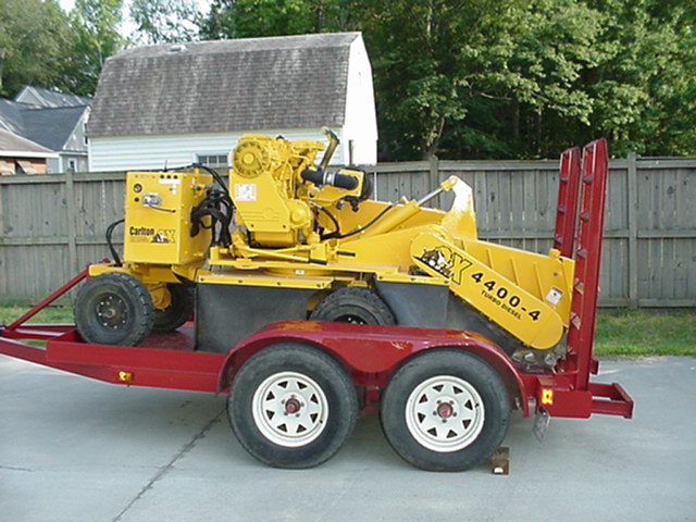 Commercial Stump Grinder for Sale
